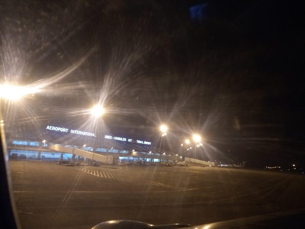 Yaoundé International Airport